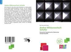 Borítókép a  Andrei Wiktorowitsch Schefer - hoz