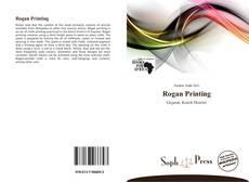 Borítókép a  Rogan Printing - hoz