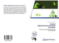 Andrei Wjatscheslawowitsch Lomakin kitap kapağı
