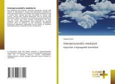 Couverture de Interperszonális mediáció