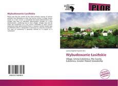 Bookcover of Wybudowanie Łasińskie