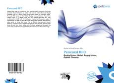 Couverture de Pencoed RFC