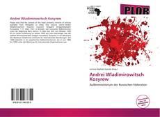 Bookcover of Andrei Wladimirowitsch Kosyrew