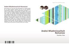 Buchcover von Andrei Wladimirowitsch Romanow