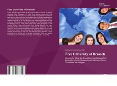 Capa do livro de Free University of Brussels