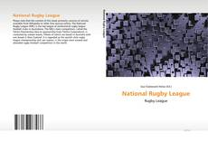 Bookcover of National Rugby League