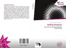 Andrej Antonau kitap kapağı