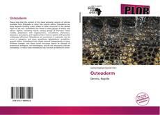 Обложка Osteoderm