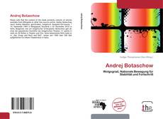 Bookcover of Andrej Botaschow