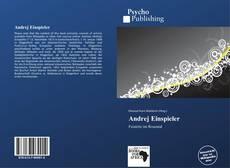 Portada del libro de Andrej Einspieler