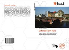 Bookcover of Osterode am Harz