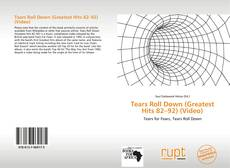 Bookcover of Tears Roll Down (Greatest Hits 82–92) (Video)