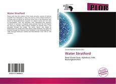 Copertina di Water Stratford