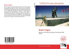 Bookcover of Bedri Yağan