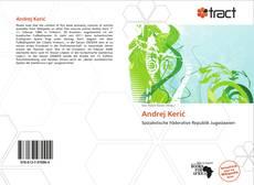Andrej Kerić的封面