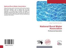 Bookcover of National Rural Water Association