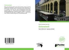 Capa do livro de Osterwieck