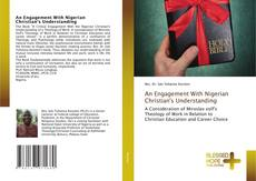 Buchcover von An Engagement With Nigerian Christian's Understanding