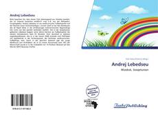 Bookcover of Andrej Lebedseu