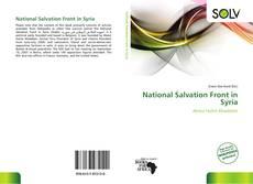 Buchcover von National Salvation Front in Syria