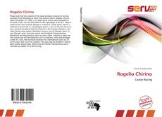 Bookcover of Rogelio Chirino