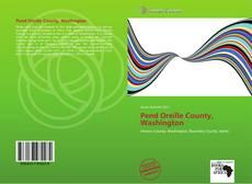 Bookcover of Pend Oreille County, Washington