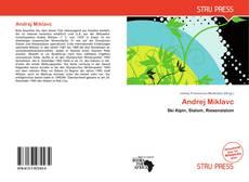 Bookcover of Andrej Miklavc