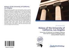 History of the University of California, Los Angeles的封面