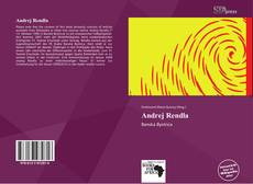 Bookcover of Andrej Rendla