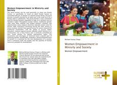 Portada del libro de Women Empowerment in Minisrty and Society