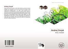 Bookcover of Andrej Sinjak