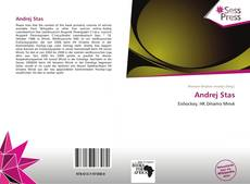 Bookcover of Andrej Stas