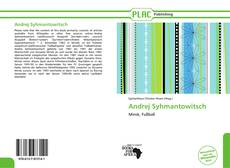 Bookcover of Andrej Syhmantowitsch