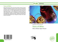 Portada del libro de Tears of Wine