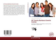 Bookcover of UC Santa Barbara Events Center