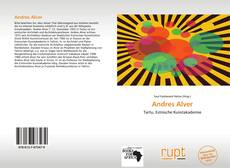 Bookcover of Andres Alver