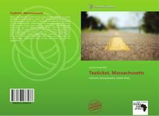 Bookcover of Teaticket, Massachusetts