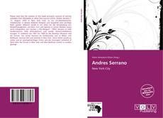 Portada del libro de Andres Serrano