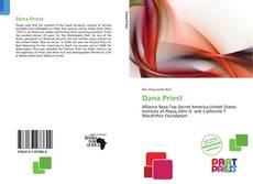 Обложка Dana Priest