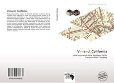 Portada del libro de Vinland, California