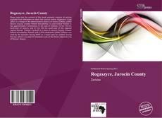 Buchcover von Rogaszyce, Jarocin County