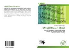 Portada del libro de UNESCO Mozart Medal