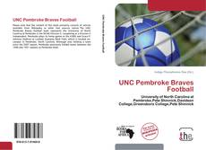 Bookcover of UNC Pembroke Braves Football