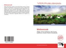 Buchcover von Wielowiczek