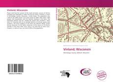 Buchcover von Vinland, Wisconsin