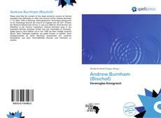 Borítókép a  Andrew Burnham (Bischof) - hoz
