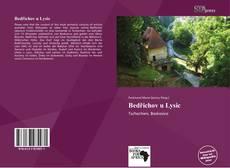 Buchcover von Bedřichov u Lysic