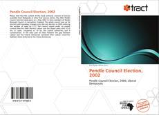 Pendle Council Election, 2002 kitap kapağı