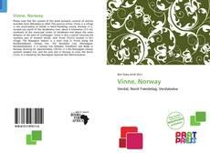 Обложка Vinne, Norway