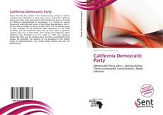 Buchcover von California Democratic Party